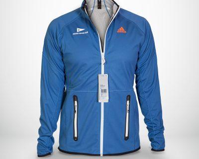 Μπουφάν Adidas Μπλε