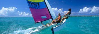 Catamaran challenge